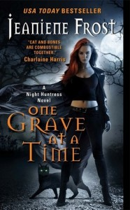 "Post Thumbnail of Review: ""One Grave at a Time"" by Jeaniene Frost"