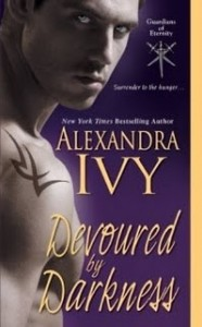 """Post thumbnail of Review: """"Devoured by Darkness"""" by Alexandra Ivy"""
