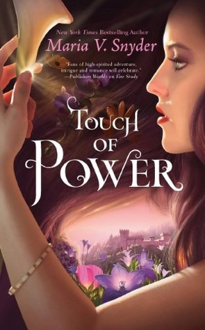 Post thumbnail of Advent Calendar Day 22: Touch of Power by Maria V. Snyder