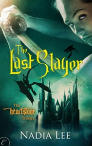 Post Thumbnail of ARC Review: The Last Slayer by Nadia Lee