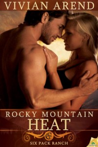 Post Thumbnail of Review: Rocky Mountain Heat by Vivian Arend
