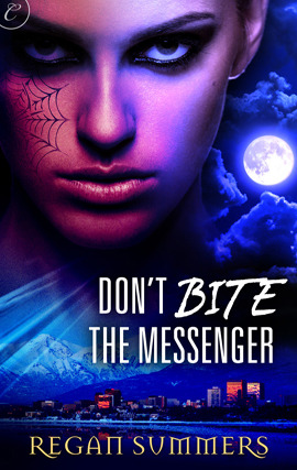 Post thumbnail of Review: Don't Bite the Messenger by Regan Summers