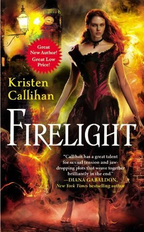 Post Thumbnail of Review: Firelight by Kristen Callihan