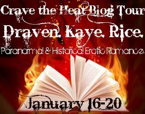 Post Thumbnail of Guest Post by Laura Kaye, Leia Rice, Stephanie Draven + Giveaway