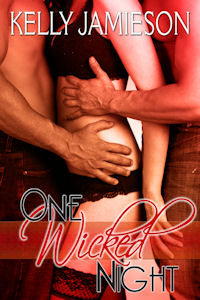 Post thumbnail of Review: One Wicked Night by Kelly Jamieson