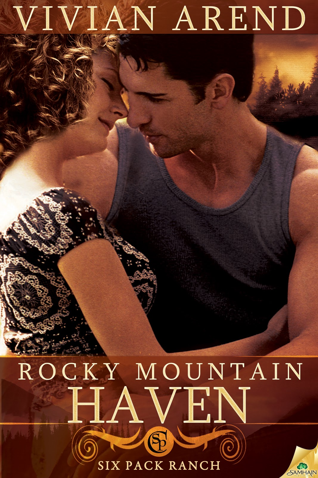 Post thumbnail of Review: Rocky Mountain Haven by Vivian Arend