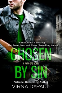 Post Thumbnail of Review: Chosen By Sin by Virna DePaul