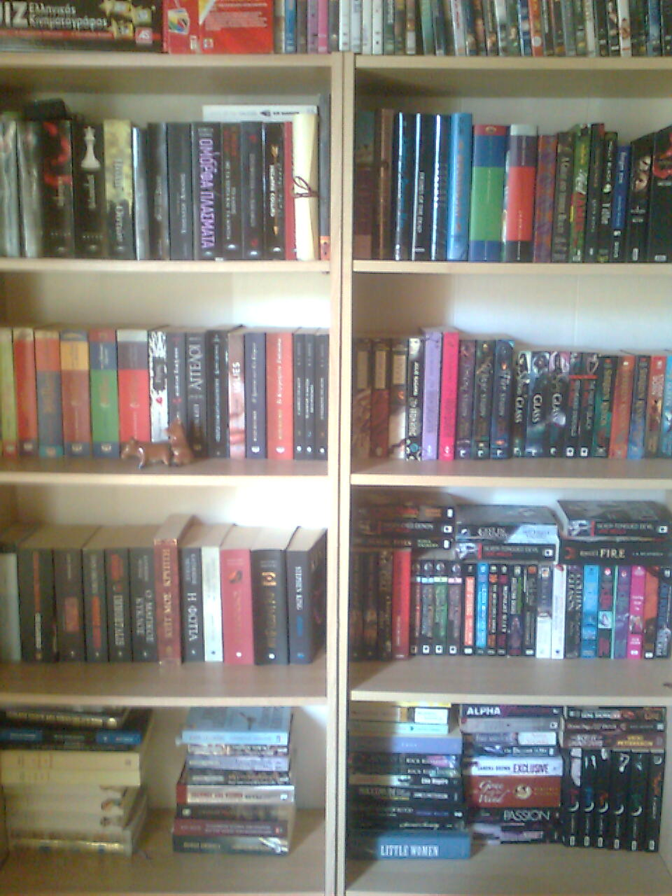 Post Thumbnail of On The Book Lover's Shelves: The Coffee Lover