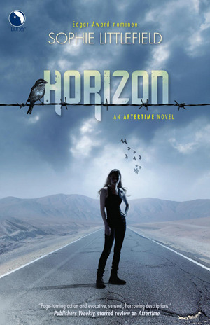 Post Thumbnail of Review: Horizon by Sophie Littlefield