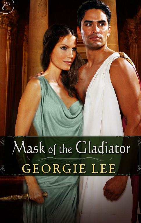 Post Thumbnail of Review: Mask of the Gladiator by Georgie Lee