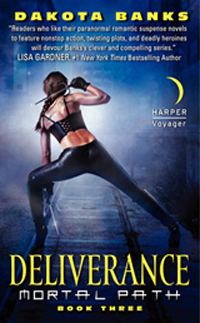 Post Thumbnail of Early Guest Review: Deliverance by Dakota Banks