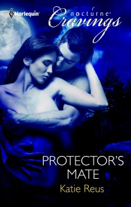 Post Thumbnail of Review: Protector's Mate by Katie Reus