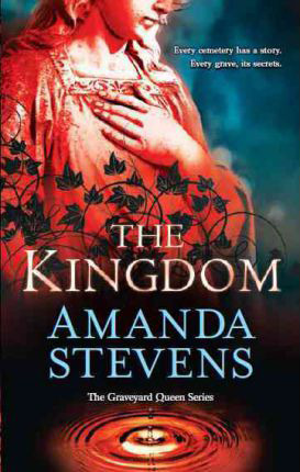 Post Thumbnail of Review: The Kingdom by Amanda Stevens