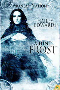 Post thumbnail of Dual Review: A Hint of Frost by Hailey Edwards