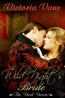 Post Thumbnail of Review: A Wild Night's Bride by Victoria Vane
