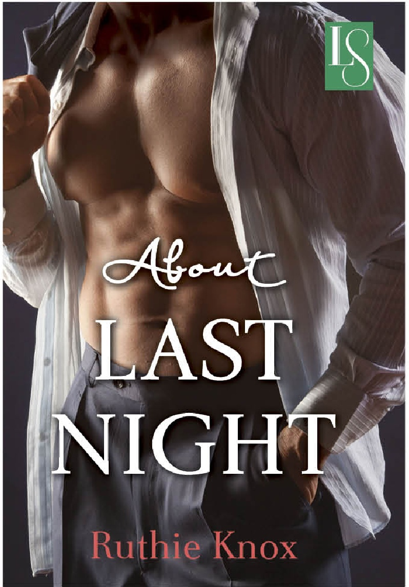 Post Thumbnail of Early Review: About Last Night by Ruthie Knox