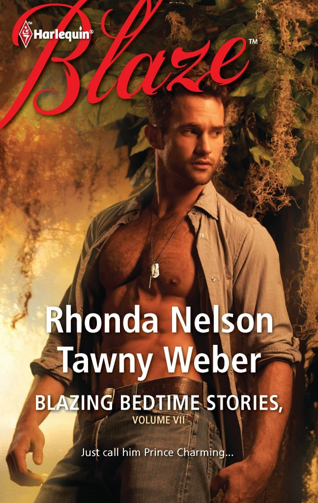 Post Thumbnail of Review: Blazing Bedtime Stories Volume VII by Rhonda Nelson & Tawny Weber