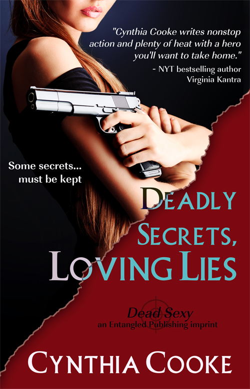 Post Thumbnail of Review: Deadly Secrets, Loving Lies by Cynthia Cooke