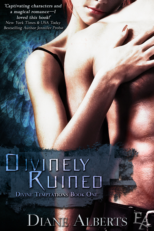 Post thumbnail of Review: Divinely Ruined by Diane Alberts