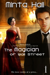 Post Thumbnail of Review: The Magician of Wall Street by Minta Hall + Giveaway
