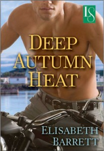 Post Thumbnail of Early Review: Deep Autumn Heat by Elizabeth Barrett