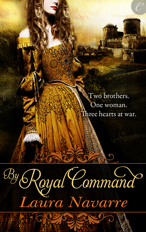 Post Thumbnail of Review: By Royal Command by Laura Navarre