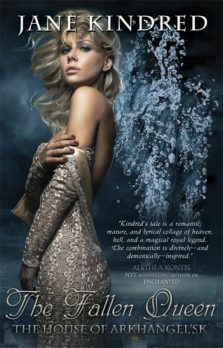Post Thumbnail of Review: The Fallen Queen by Jane Kindred