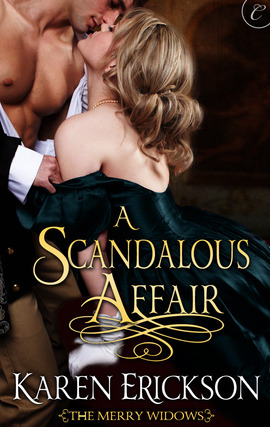 Post Thumbnail of Review: A Scandalous Affair by Karen Erickson