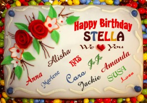Post Thumbnail of Happy Birthday Stella!