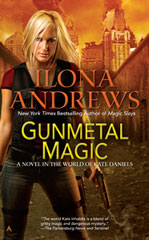Post Thumbnail of Review: Gunmetal Magic by Ilona Andrews