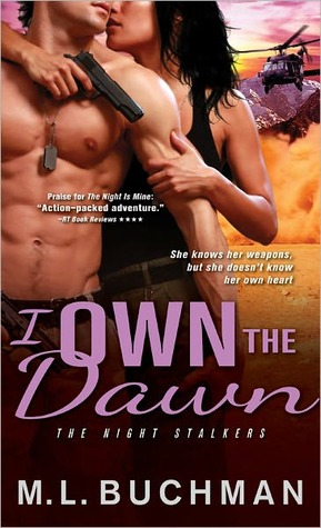 Post Thumbnail of Review: I Own the Dawn by M.L. Buchman