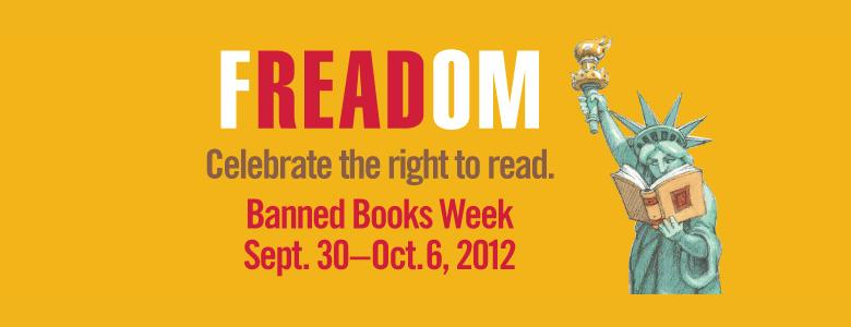 Post thumbnail of Celebrate the Freedom to Read!