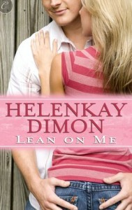 Post Thumbnail of Review: Lean on Me by HelenKay Dimon
