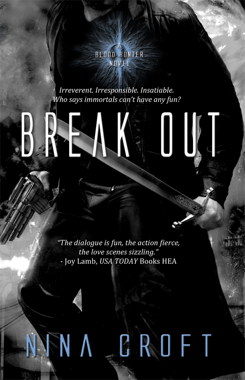 Post Thumbnail of Review: Break Out by Nina Croft