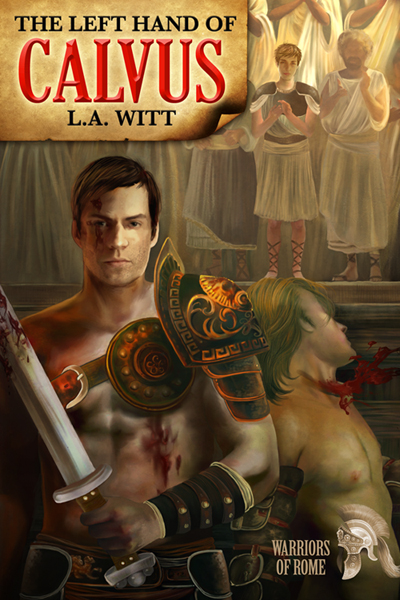 Post Thumbnail of Riptide Publishing 1st Anniversary Celebration: Interview with L.A. Witt + Giveaway