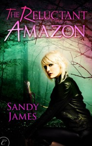 Review: The Reluctant Amazon by Sandy James