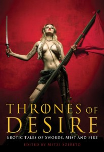 Post thumbnail of Thrones of Desire edited by Mitzi Szereto