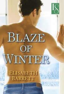 Review: Blaze of Winter by Elisabeth Barrett