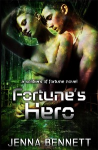 Dual Review: Fortune's Hero by Jenna Bennett
