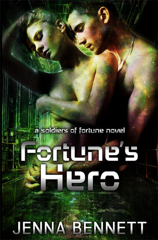 Post Thumbnail of Dual Review: Fortune's Hero by Jenna Bennett