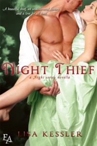 Post Thumbnail of Dual Review: Night Thief by Lisa Kessler