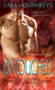Post Thumbnail of Review: Untouched by Sara Humphreys