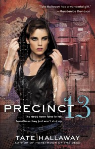 Post Thumbnail of Review: Precinct 13 by Tate Hallaway
