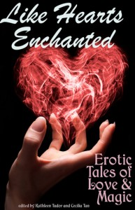 Post Thumbnail of Review: Like Hearts Enchanted by Kathleen Tudor and Cecilia Tan