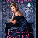 Post Thumbnail of Review: One Good Earl Deserves a Lover by Sarah MacLean