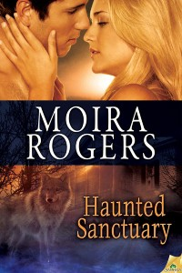 Post Thumbnail of Review: Haunted Sanctuary by Moira Rogers