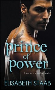 Post Thumbnail of Review: Prince of Power by Elisabeth Staab