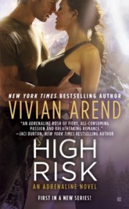 Post Thumbnail of The High Risk Adventure Tour with Vivian Arend + Giveaway