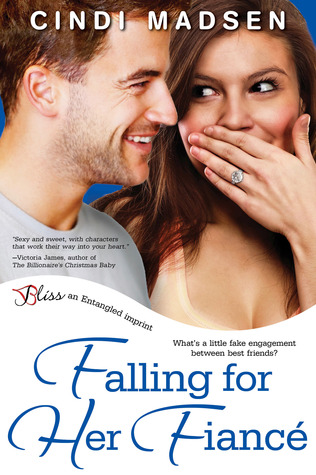 Post Thumbnail of Review: Falling For Her Fiance by Cindi Madsen