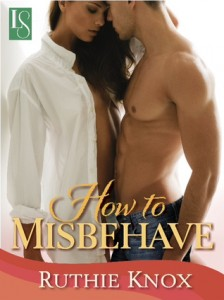 How to Misbehave book cover